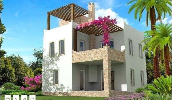Steel Frame Construction Cyprus By Pelasgos Homes House Model Liron