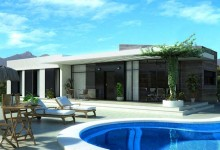 Metal frame houses Cyprus – plans Meryma