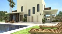Prefabricated homes Cyprus – model Kalina