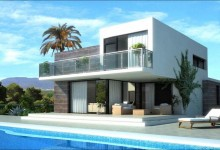 Steel frame homes Cyprus – model Lisaja