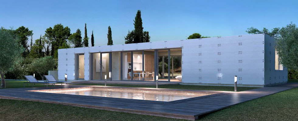 Pelasgos Homes Steel Frame Amp Wooden Houses In Cyprus