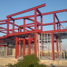 Steel Frame House Cyprus – Individual Architecture
