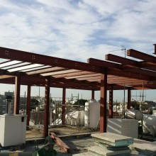 Steel frame homes – structures for extensions