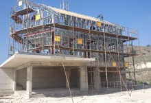 Steel structue house in Ayia Anna       Larnaca ,