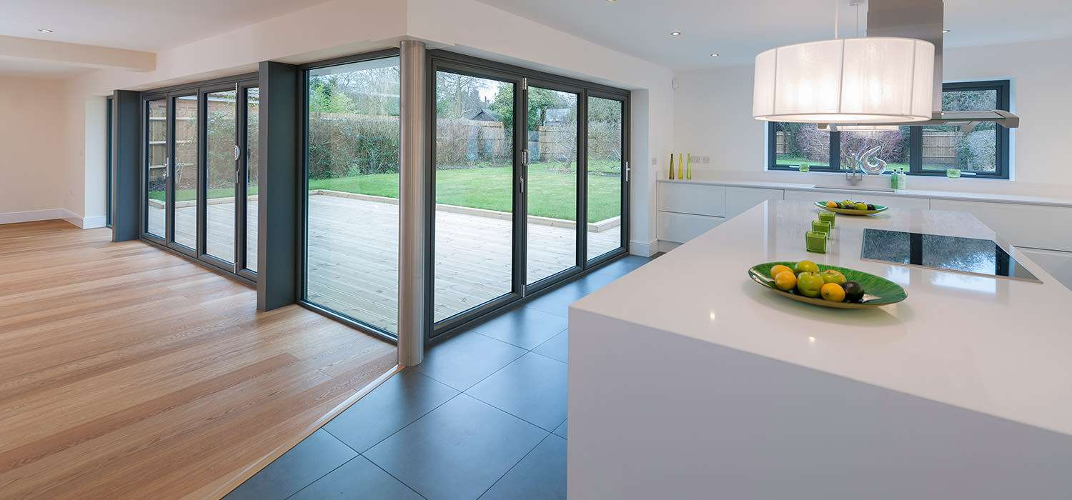 Aluminium Windows And Doors Pelasgos Homes
