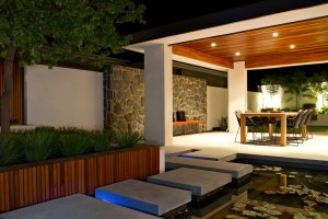 planter-box-designs-Landscape-Asian-with-bridge-ceiling-lighting-covered