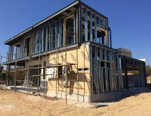 (English) Steel frame home in Mesogi, Paphos