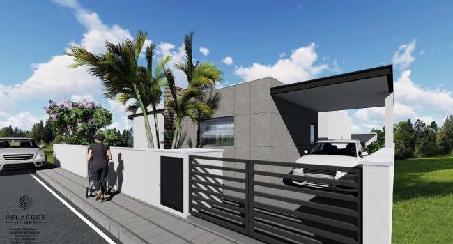 2 bedroom steel house 103